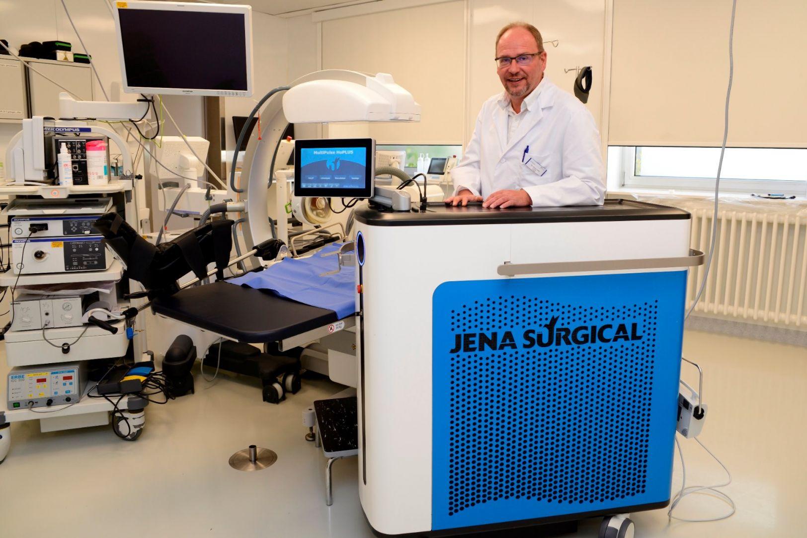 laser prostataoperation nebenwirkungen